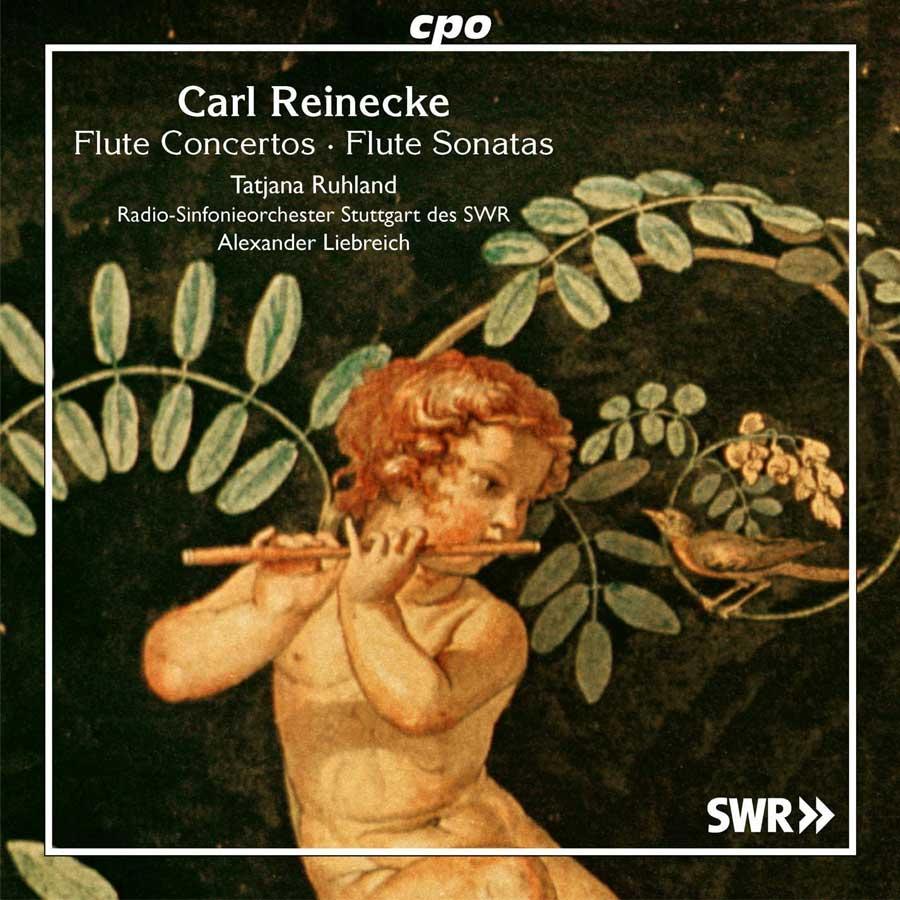 Carl Reinecke - Flute Concertos, Flute Sonatas