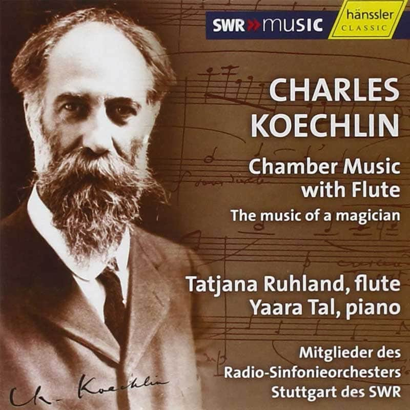 Charles Koechlin - Chamber Music with Flute