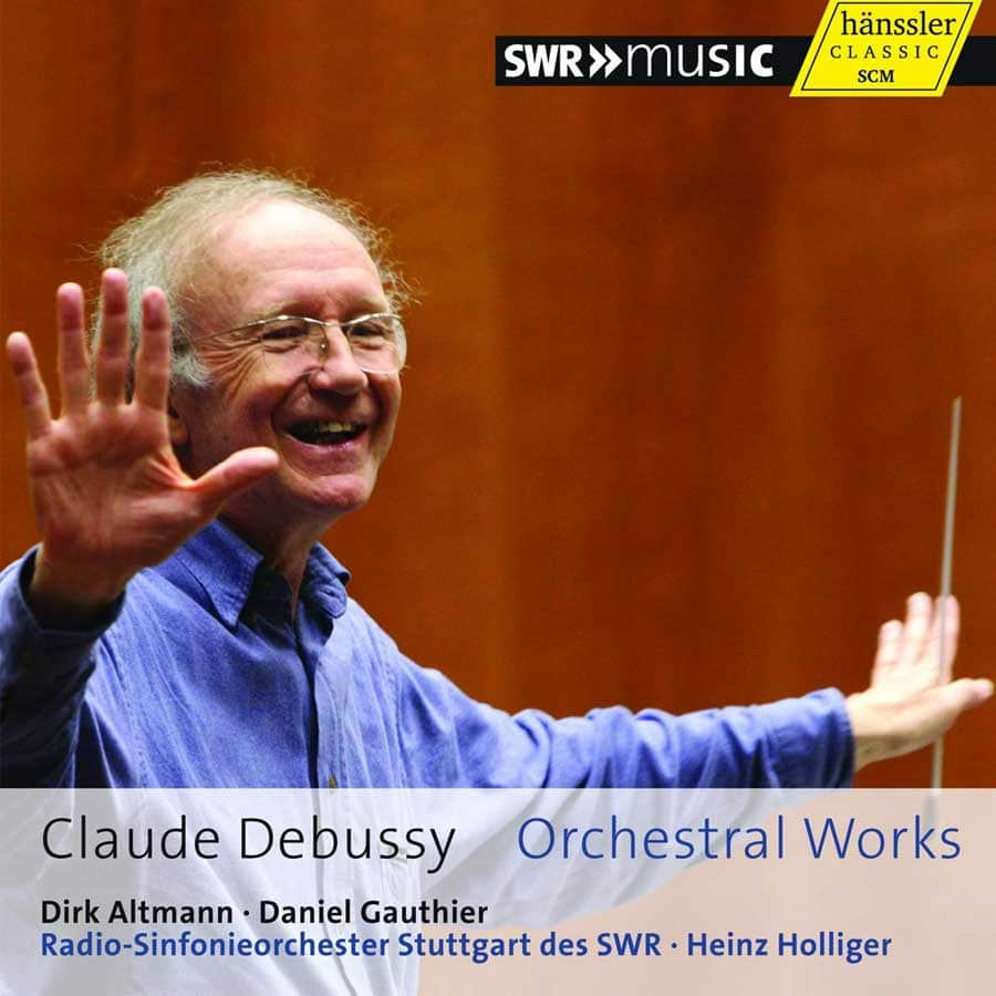 Claude Debussy - Orchestral Works